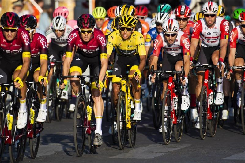'Tour in augustus, Vuelta in september en Giro in oktober' (Pro Shots / SIPA USA)
