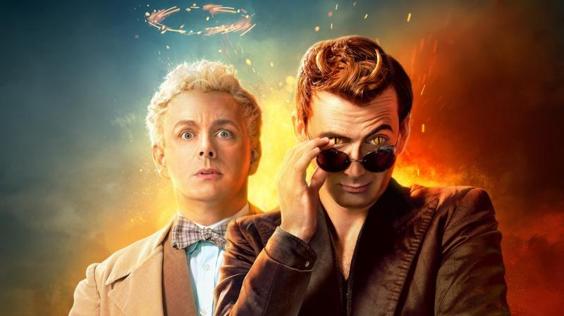 Good Omens: Michael Sheen en David Tennant