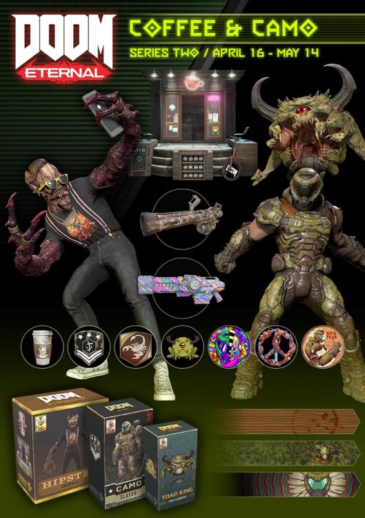 Doom Eternal Series 2