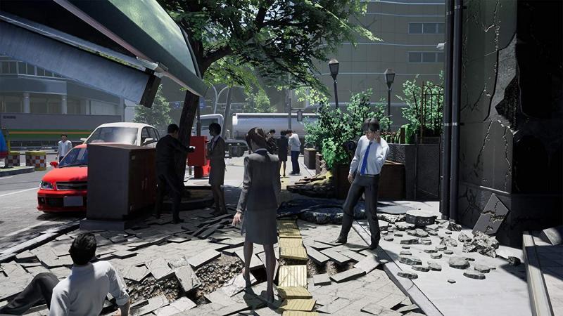 Disaster Report 4: Summer Memories - Outside (Foto: NIS America)