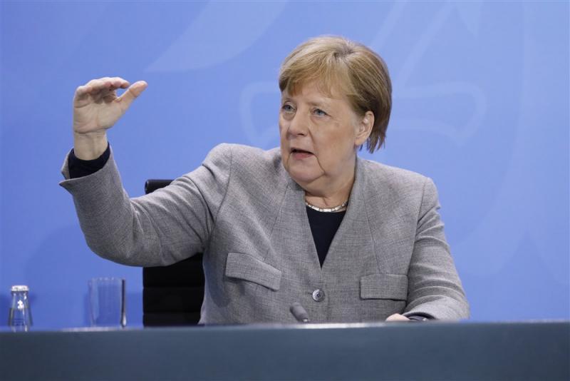 Populariteit Merkel nadert recordhoogte (Pro Shots / imago)