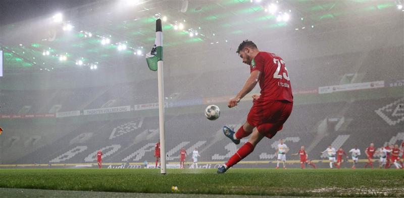 Mogelijk weer voetbal in Duitsland vanaf 9 mei (Pro Shots / Zuma Press)