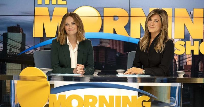 The Morning Show: Reese Withersoon en Jennifer Aniston