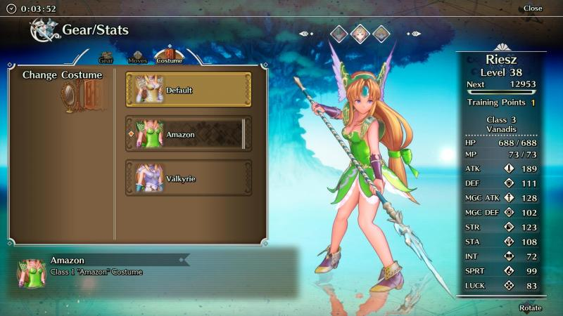 Trials of Mana - Class (Foto: Square Enix)