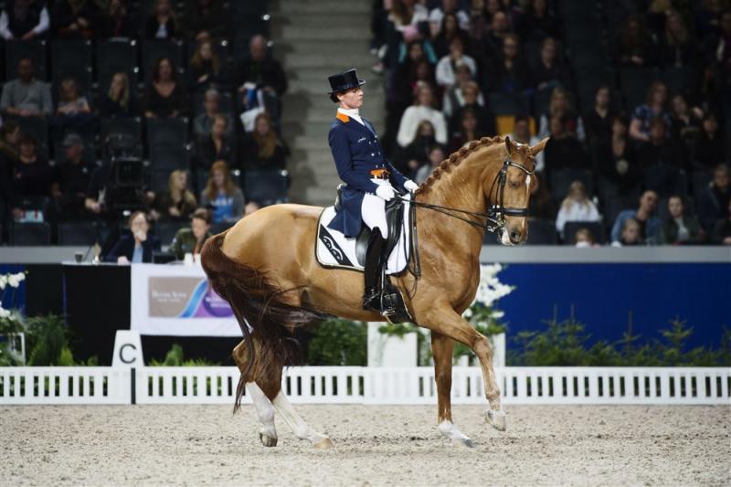 Jurysporten, voetbal en paarden mogen van olympisch programma volgens FOK!kers (Pro Shots / Bildbyran)