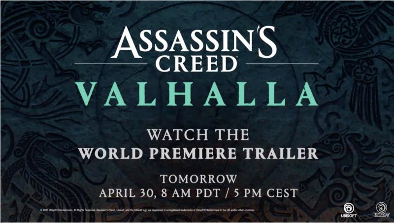 Assassin's Creed: Valhalla - Announcement (Foto: Ubisoft)