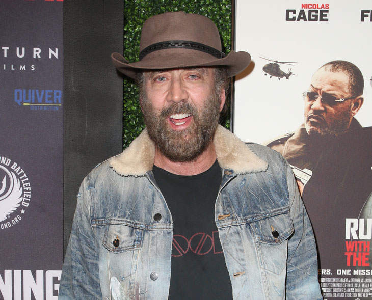 Nicolas Cage wordt Joe Exotic in Tiger King-serie (Foto: Dlisted)