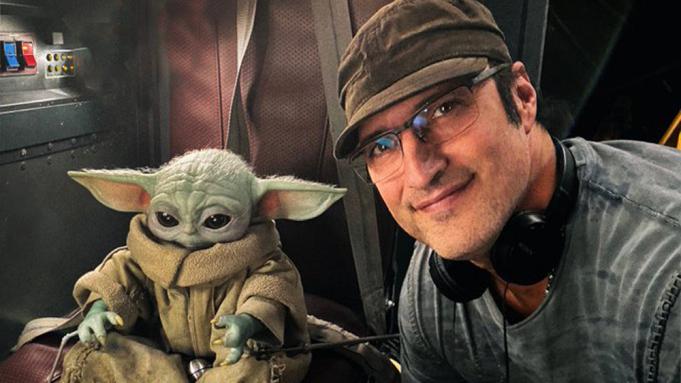 Robert Rodriguez eerste regisseur nieuwe seizoen The Mandalorian (Foto: Rodriguez via Twitter)