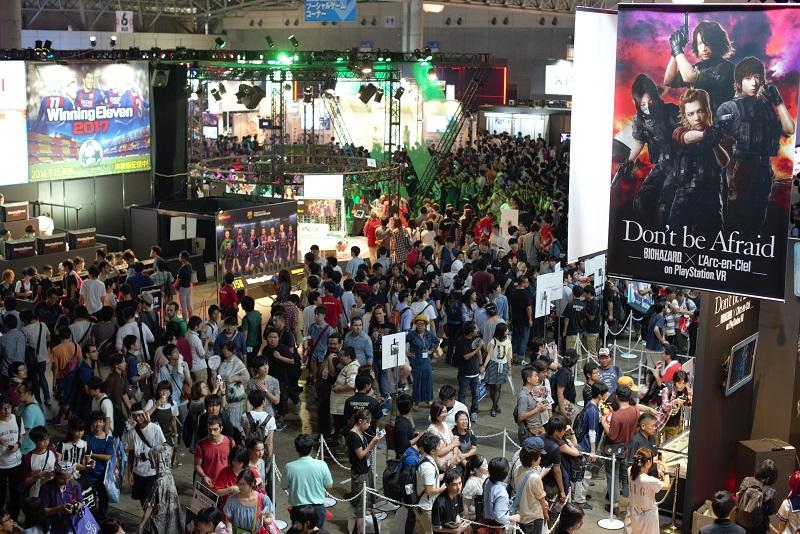 FOK! goes Tokyo Game Show - dag 7 - Drukte (Foto: Pheno)