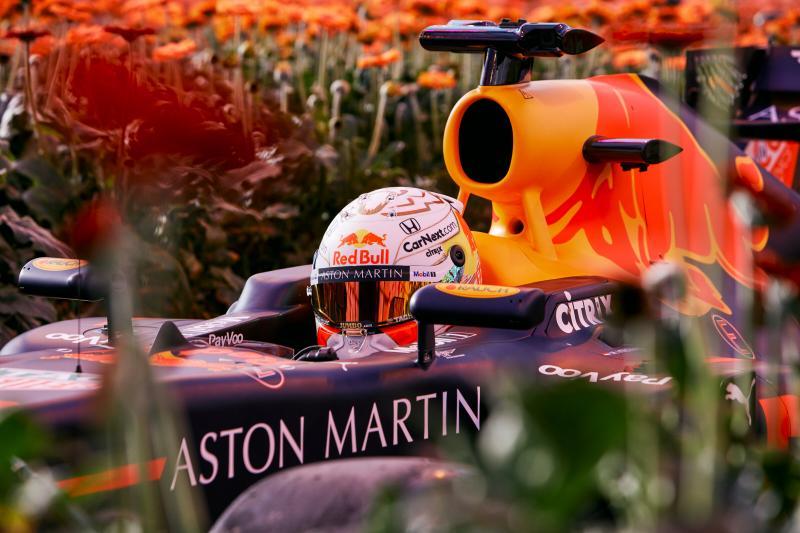 """Verstappen: """"Mijn motivatie is om elke race te winnen"""" (Red Bull Content Pool)"""