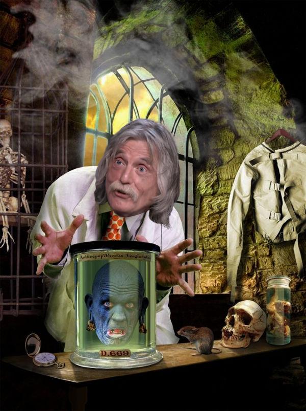 Osvaldo2 vond Derksen in zijn laboratorium.