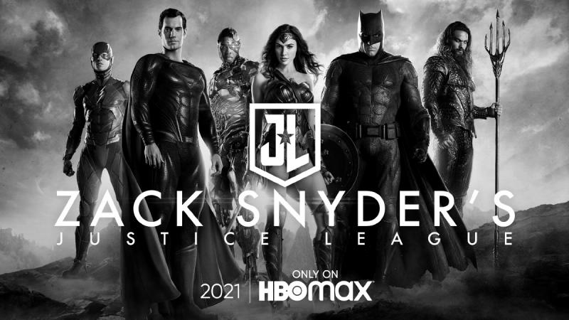 Justice League HBO Max promo