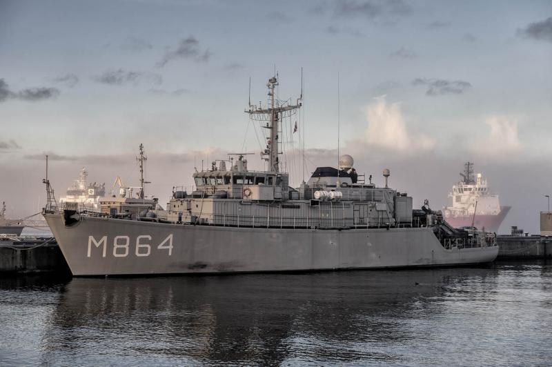 Zr. Ms. Willemstad (Afbeelding: Defensie)