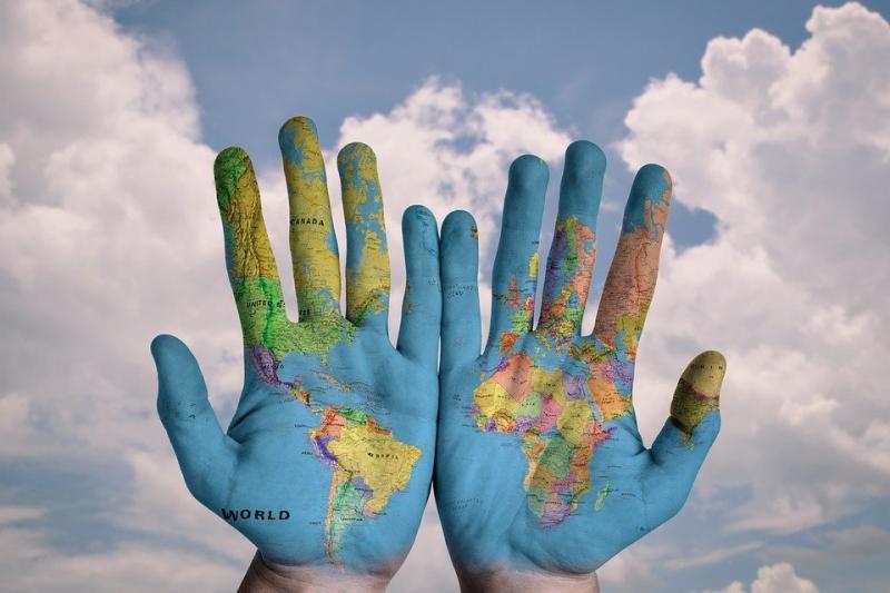 Wees zuinig op de aarde (Foto: Pixabay)