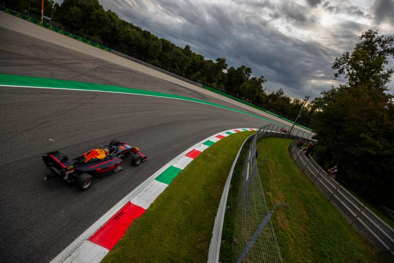 Italiaanse F1 GP blijft op 6 september (Red Bull Content Pool)