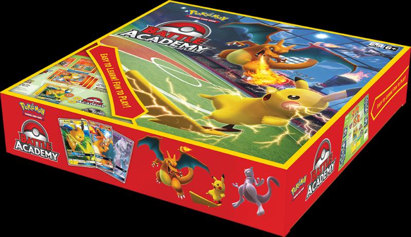 Pokemon TCG Battle Academy (Foto: Pokemon Company)