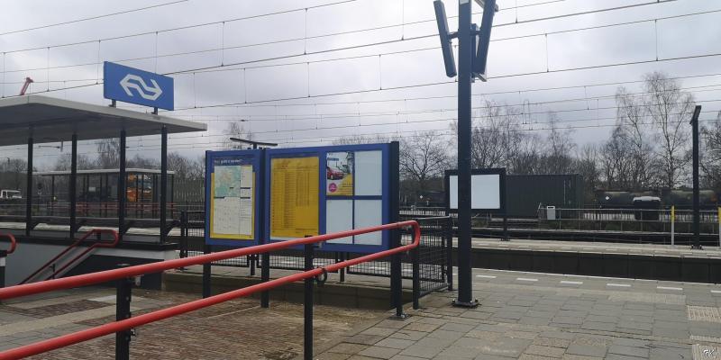 Station 't Harde  (Foto: FOK!)