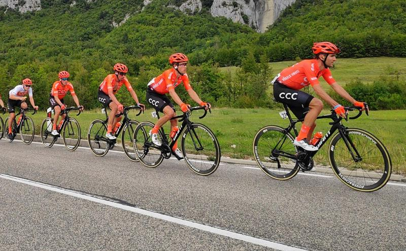 CCC stopt met sponsoring van wielerploeg (WikiCommons/Petar Milošević)
