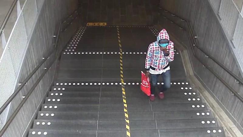 Politie op zoek naar identiteit overleden man Utrecht CS (Afbeelding: Politie)
