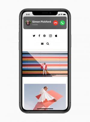 iOS 14 - Incoming Call