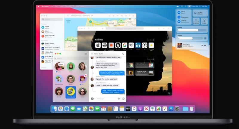 Mac (Foto: Apple)