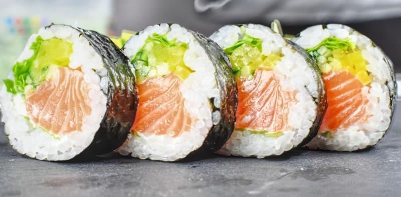 Sushi (Afbeelding: Pixabay)