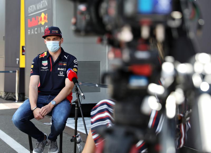 """Verstappen: """"Ik denk wel dat we er goed voor staan"""" (Getty Images / Red Bull Content Pool)"""