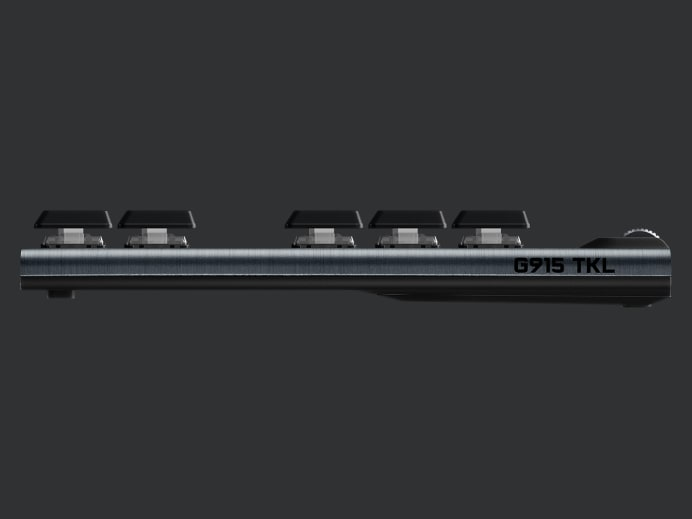 Logitech G915 TKL side