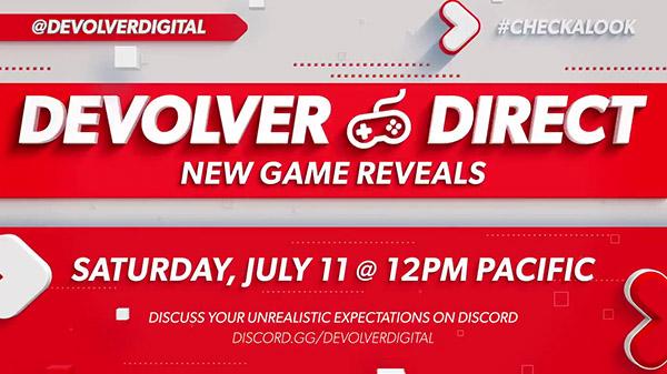 Devolver Direct 2020 aankondiging