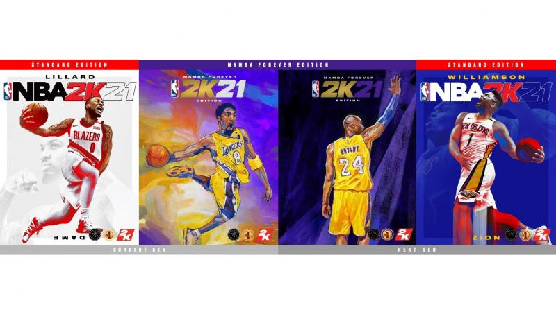 NBA 2K21 - Cover athletes (Foto: 2K Games)