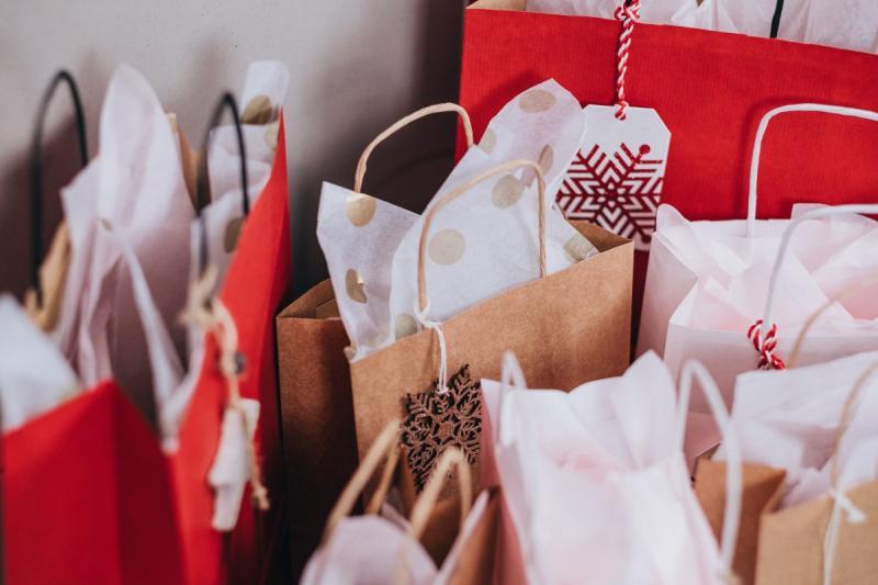 Geschikt als geschenkverpakking maar ook voor kleine boodschappen. (Foto: pxhere)