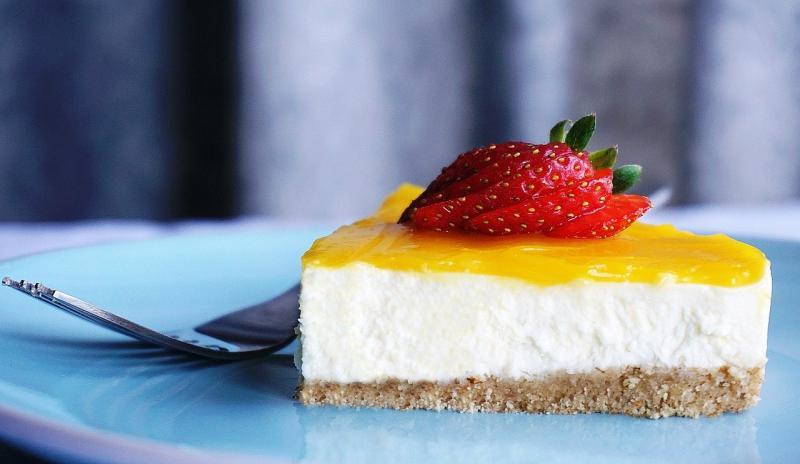 Cheesecake (Afbeelding: Pixabay)