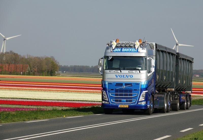 Een vrachtauto, ter illustratie (Afbeelding: Pixabay)