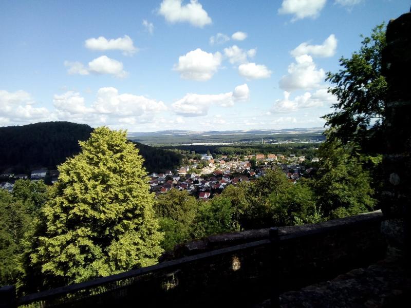 Qltel op vakantie met uitzicht (Foto: qltel)