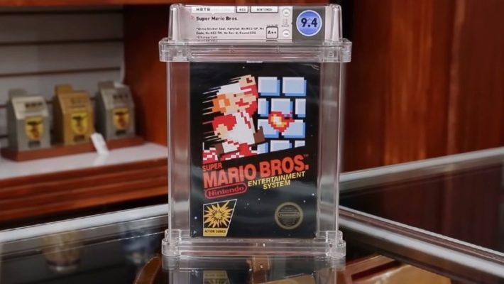 Super Mario Bros duurste ooit