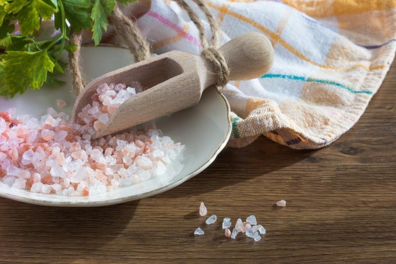 Een paar korreltjes zout (Afbeelding: Pixabay)