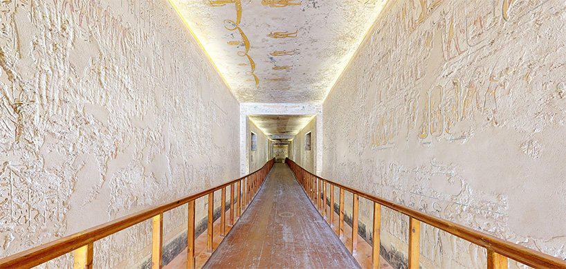 Tombe van Ramses VI (foto: Egyptisch Bureau voor Toerisme)