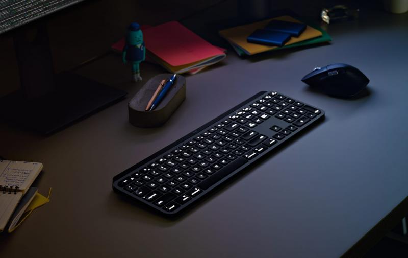 MX Keys - Backlight (Foto: Logitech)