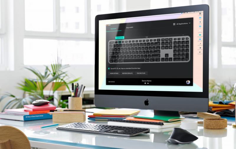 MX Keys - Keyboard (Foto: Logitech)