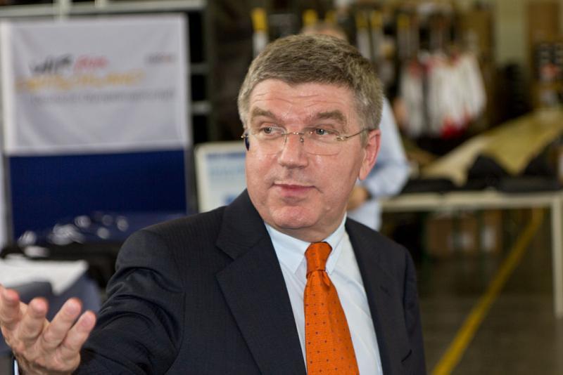 Bach opnieuw kandidaat voor voorzitterschap IOC (WikiCommons/Sven Teschke)