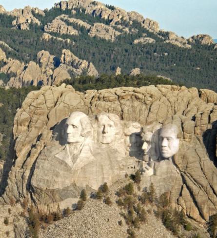 Mount KanyeWestmore