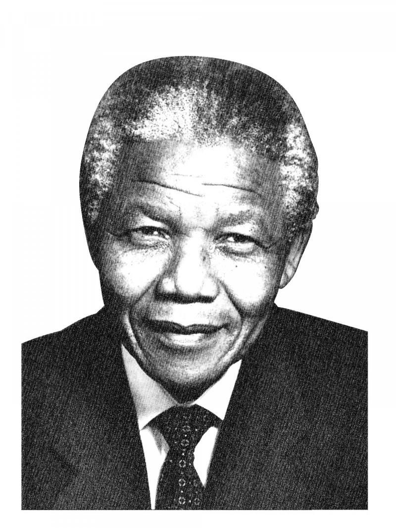 Nelson Mandela (1908-2013) (Foto: Pxhere)