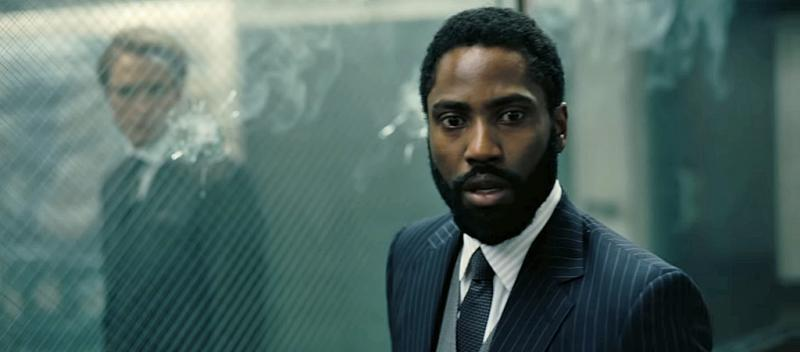 Tenet: Robert Pattinson en John David Washington