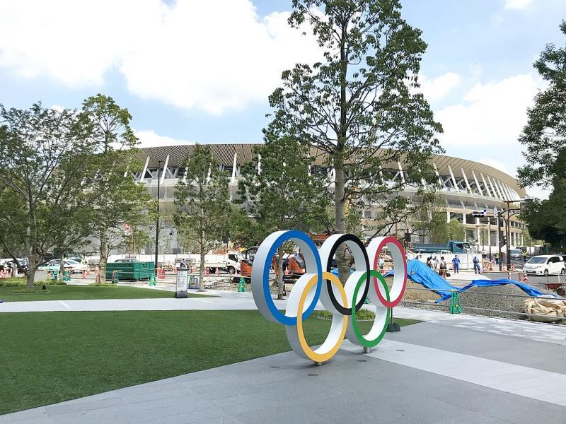 Zonder vaccin of geneesmiddel geen Olympische Spelen volgend jaar (WikiCommons/Tokyo-Good)