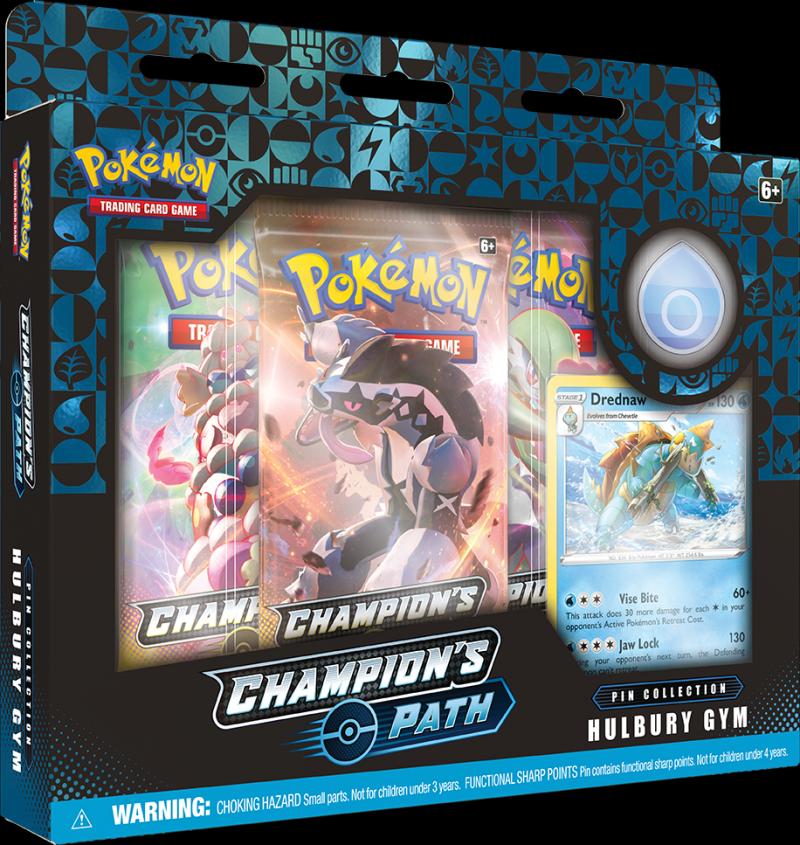 Pokémon Trading Card Game: Champion's Path (Foto: The Pokémon Company International)
