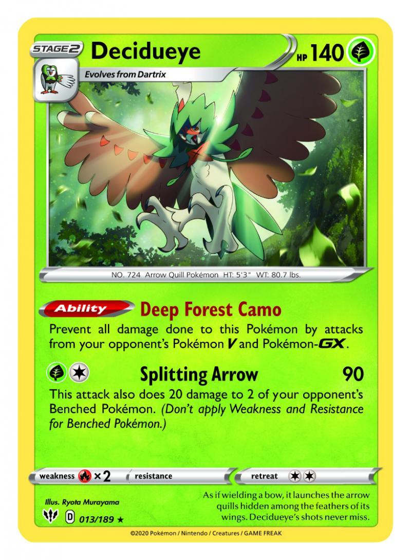 Pokémon Trading Card Game: Sword & Shield - Darkness Ablaze (Foto: The Pokémon Company International)