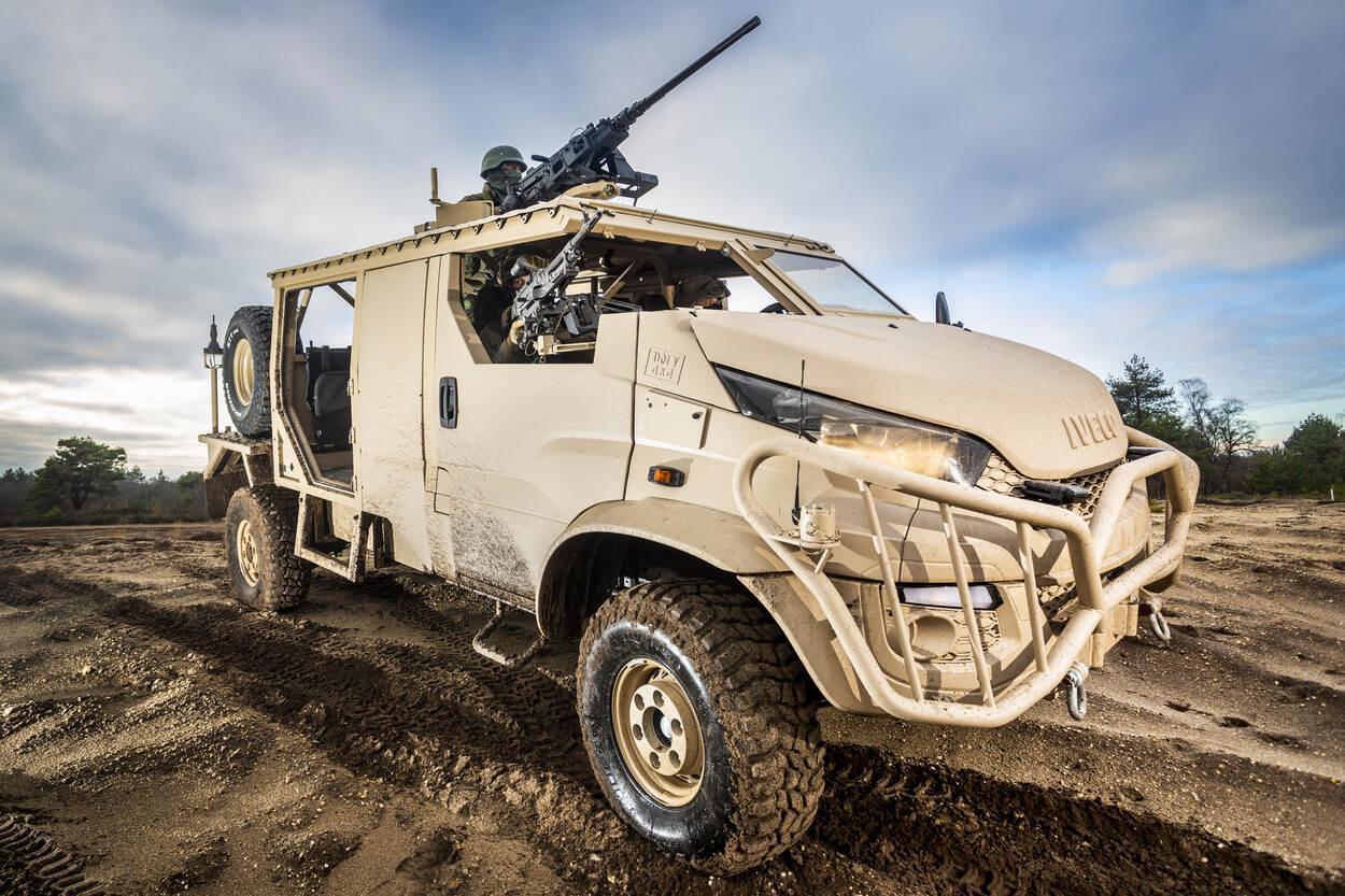Anaconda (foto: Ministerie van Defensie)