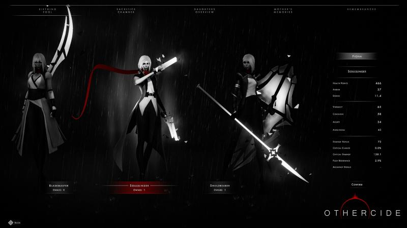 Othercide - Classes (Foto: Focus Home Interactive)