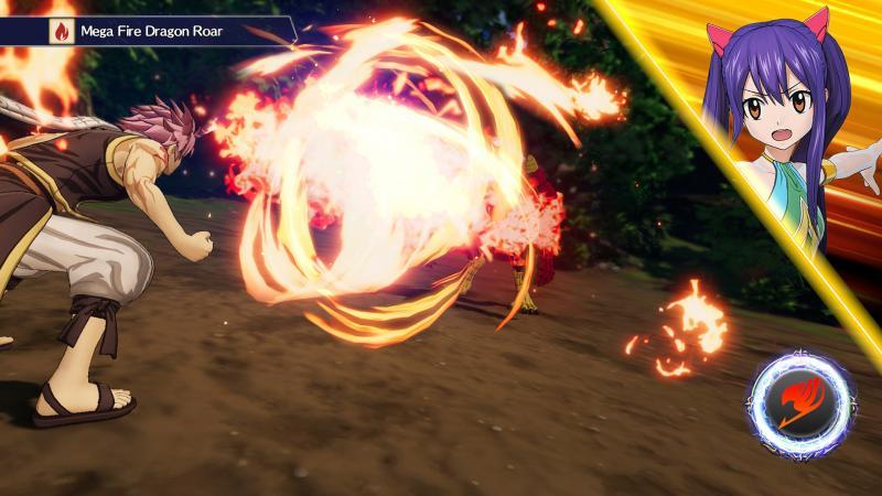 Fairy Tail - Attack (Foto: Koei Tecmo)