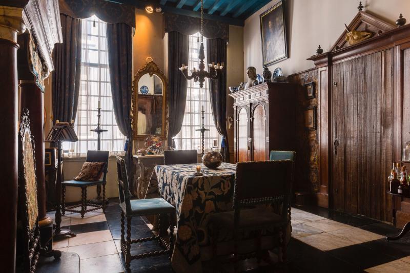 Terug naar de 17e eeuw in deze tijdcapsule  (Foto: Funda)